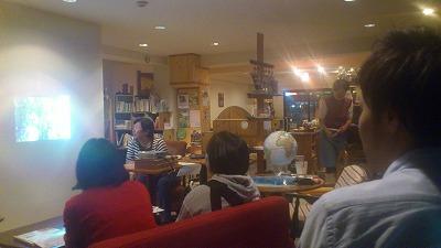 yuko's coffee story night cafeご報告