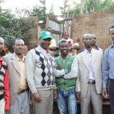 エチオピアにて